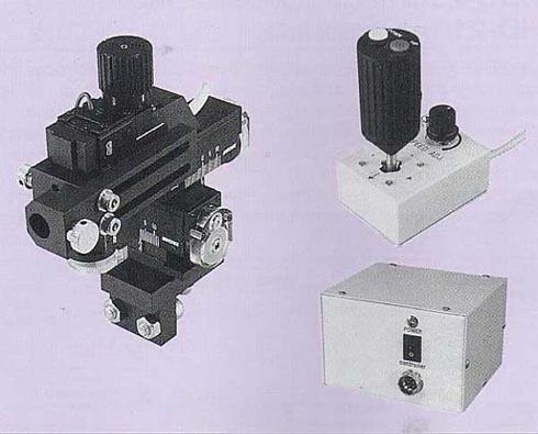 Electronic Manipulators