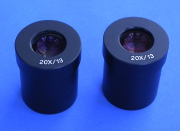 Image for 20X Eyepieces for SMT1 System (pair) coming soon!