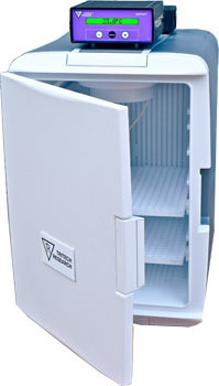 DigiTherm&reg; CO<sub>2</sub> Heating/Cooling Incubator