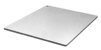 Steel plate for use with magnet stand