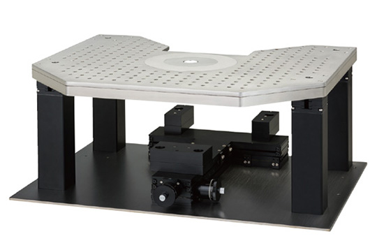 Isolation System FOR LEICA MICROSCOPES