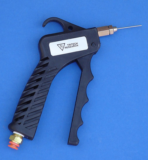 Drosophila Anesthesia CO2 Blow gun