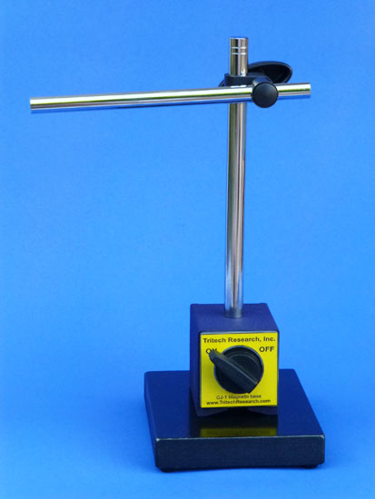 microINJECTOR(TM) Heavy Magnetic Base