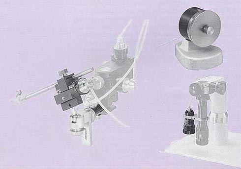 Single-Axis Oil Hydraulic Fine Micromanipulator (Vernier Type)