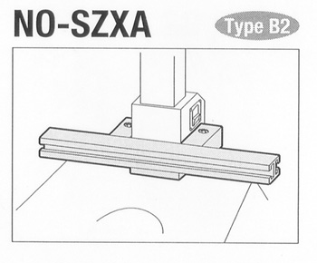 Image for Micromanipulator Mounting Adapter for Olympus SZX9/12 (transmitted) coming soon!