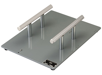 Base plate with two AP frame bars.