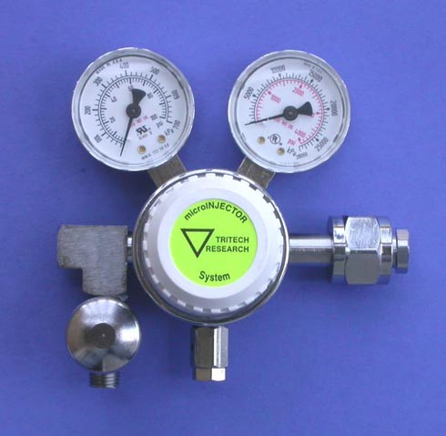 Precision CO2 Cylinder Pressure Regulator
