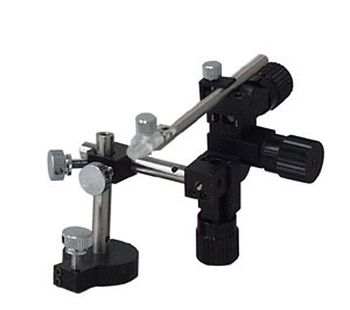 Small magnetic stand, X-block, threaded bar, course XYZ  and  Holder Set