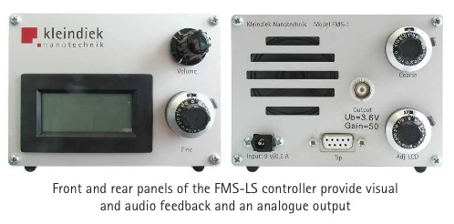 FMS-LS control panel