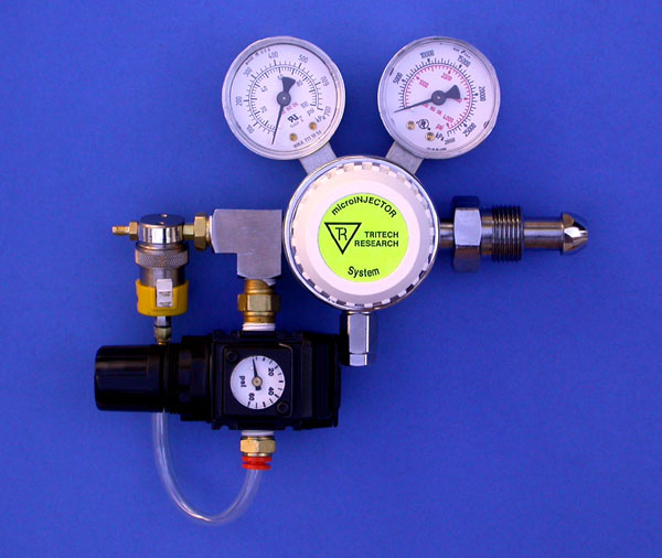 Dual-pressure microINJECTOR