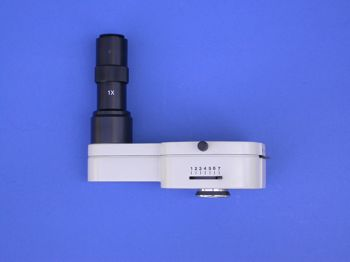 Image for Trinocular Upgrade T-mount for SMT1 Microscope coming soon!