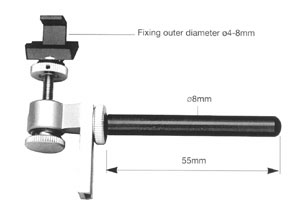 Ball Joint Accessory for attaching holders to manipulator