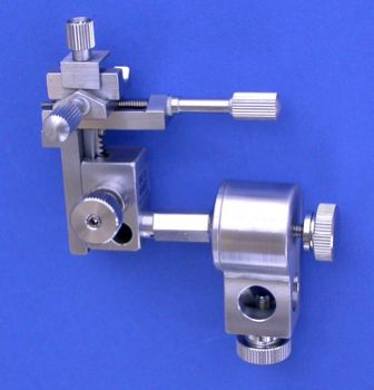 Ball joint w/ adjustable clamp C-1