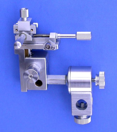 Ball joint w/ adjustable clamp C-2