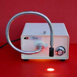 Fiber Optic Illuminator