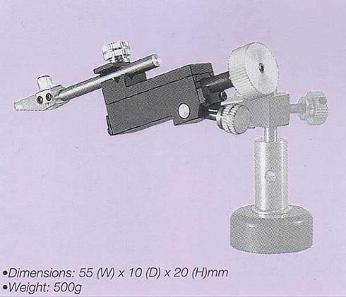 Single-Axis Fine Micromanipulator