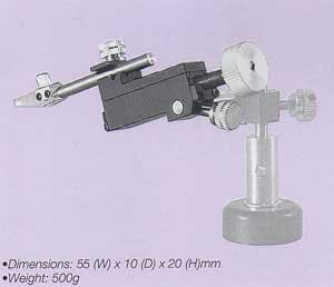 Single-Axis Fine Micromanipulator
