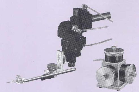 Three-Axis Water Hydraulic Fine Micromanipulator (1:1 System)