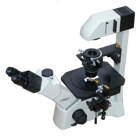 microINJECTOR(TM) System Complete w/ Inverted Microscope, manipulator