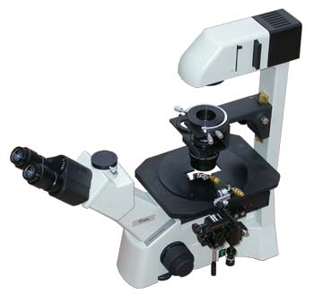 microINJECTOR™ System Complete w/ Inverted Microscope, manipulator