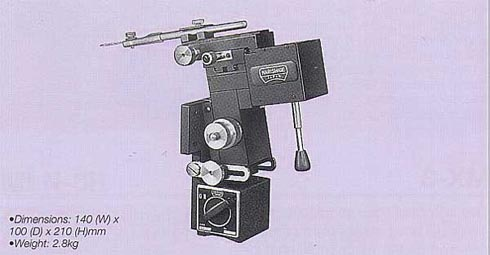 Three-Axis Coarse/Fine Joystick-Type Micromanipulator with Tilting Apparatus (Magnetic Mount)