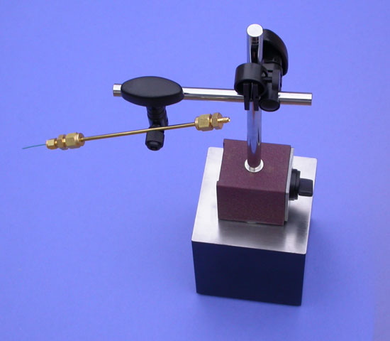 microMAGNIPULATOR(R) X-Y-Z Gliding Micropositioner