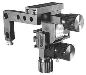 Three-Axis Coarse Positioning Micromanipulator
