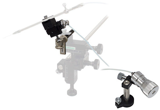 Single-Axis Oil Hydraulic Fine Micromanipulator