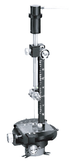 Oil Hydraulic Fine, 3-Axis Mechanical, Micromanipulator w/Stepping Motor , Closed Type