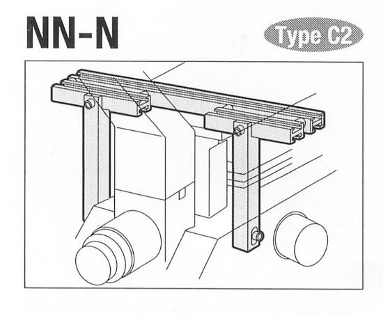 Micromanipulator Mounting Adapter for Nikon TE300/TE200