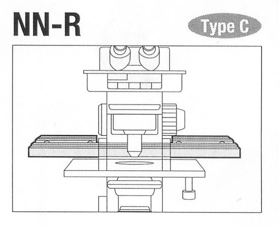 Micromanipulator Mounting Adapter for Nikon E600FN