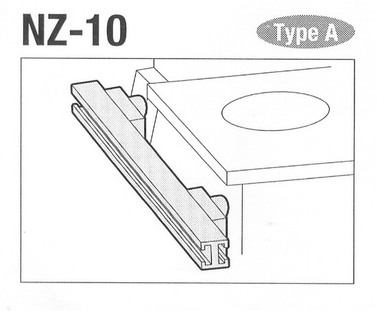 Micromanipulator Mounting Adapter for Zeiss Axiovert 10/35/100/135