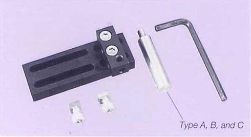 Micromanipulator Mounting Plate (12mm(/))