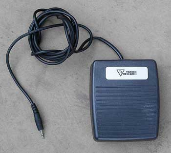 Extra Foot Pedal for PourBoy® 4