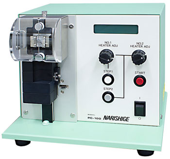 Dual-Stage Glass Micropipette Puller