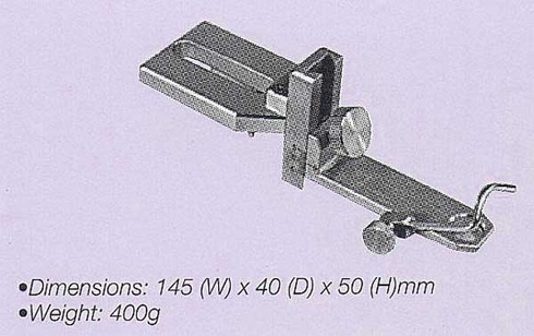 Adapter for Stereotaxic Instruments (for Guinea Pigs)