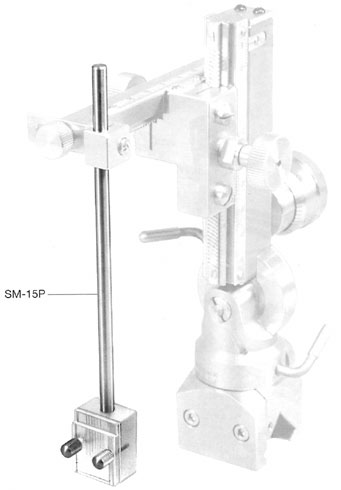 Multielectrode Holder for SM-15