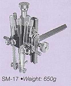 SM-20 Electrode Holders (For Three Electrodes)