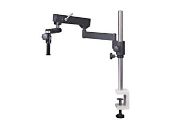 Articulating Arm Boom Stand, Table Clamp Version for SMT1