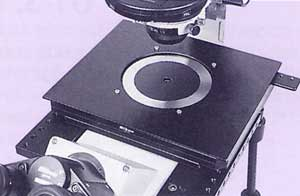 Movable Microscope Stage Plate