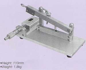 Tissue Slicer (Press-and-slice Type)