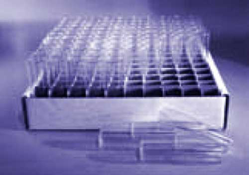 Narrow vial tray only (50/cs)