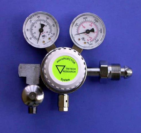 Precision N2 Cylinder Pressure Regulator