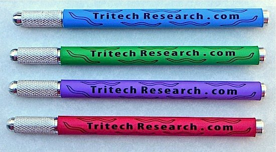 Tritech Worm Pick Handle
