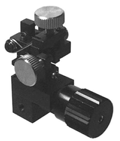 Single-Axis Coarse Mechanical Micromanipulator