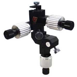 Three-Axis Coarse/Fine Mechanical Micromanipulator