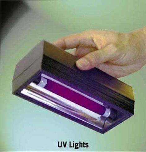 Handheld UV Lamp