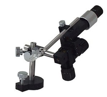3-Axis Mechanical Micromanipulator w/ Fine X-axis and Magnetic Stand